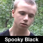 Spooky Black TMG