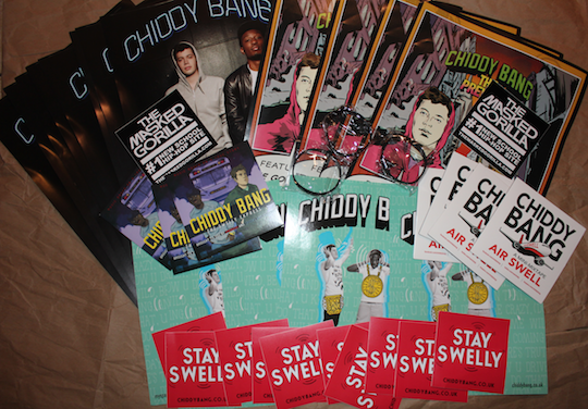 Chiddy Bang Give Away The Masked Gorilla