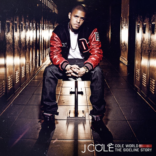 J. Cole SideLine Story TheMaskedGorilla.com