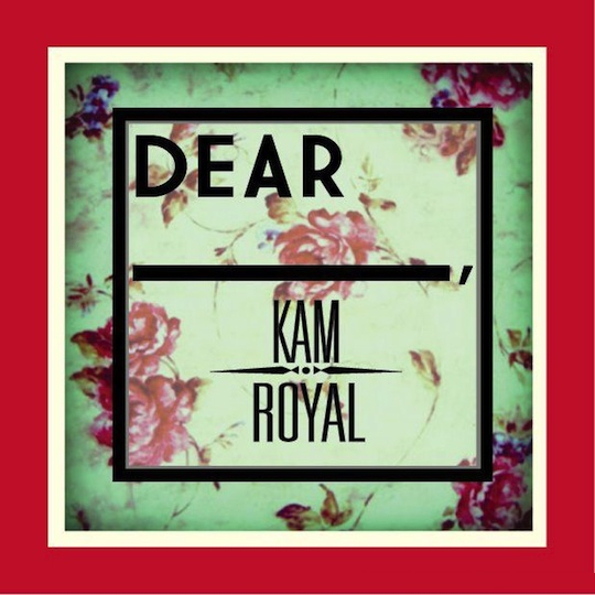 Kam Royal Dear ____ The Masked Gorilla