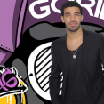Drake Masked Gorilla