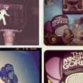 Sticker Screen