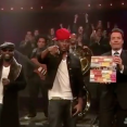 Chiddy Bang Jimmy Fallon TheMaskedGorilla.com