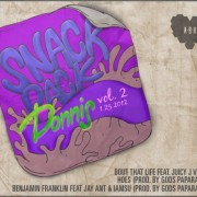 Snack Pack Vol. 2 Artwork