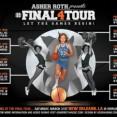 Asher Roth Final Four Tour