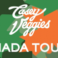 Casey Veggies Canadian Tour