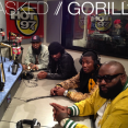 Rick Ross, Wale & Meek Mill Hot 97