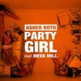 Party Girl Asher Roth Artwork
