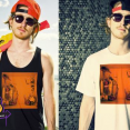 Asher Roth Is This Too Orange MaskedGorilla.com