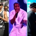 Big Sean Kanye West Jay Z MaskedGorilla.com
