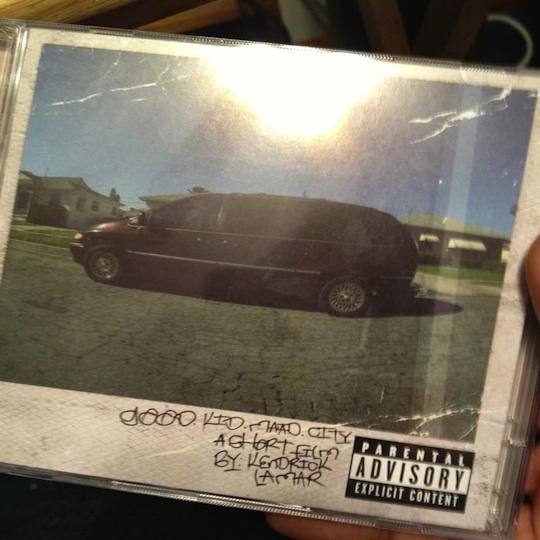 Maad City Kendrick Lamar Download