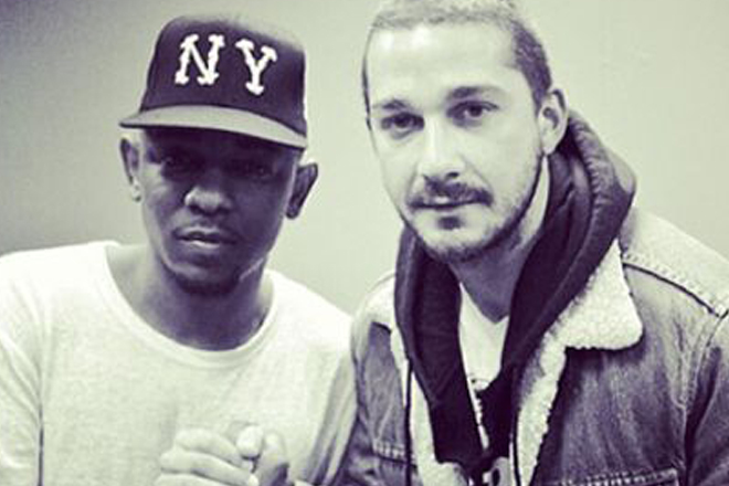 kendrick-lamar-shia-lebouf