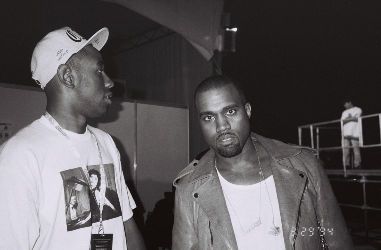 Kanye West Tyler, The Creator