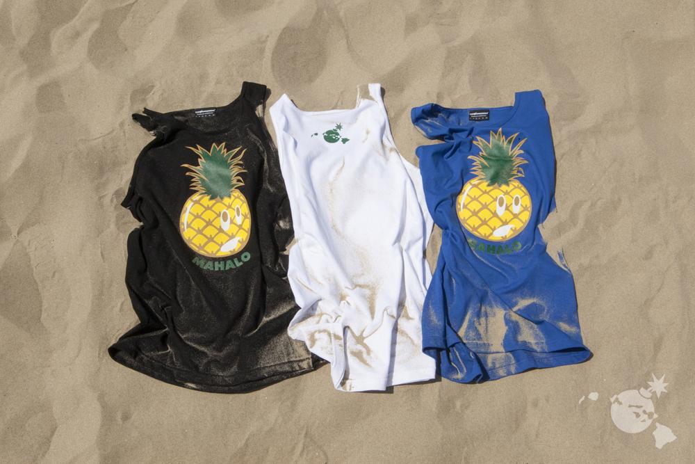 The-Hundreds-x-Hawaii-Summer-2013_Adam-Pinapple-Tank_5-copy