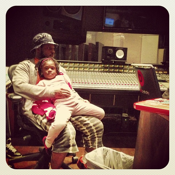 Schoolboy Q Father's Day The Masked Gorilla