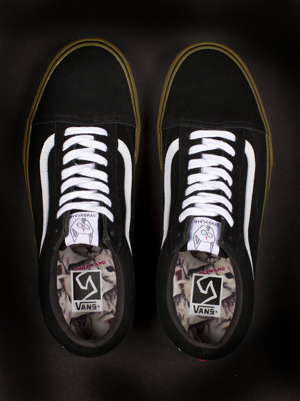 "8d739f84f5 ... x Vans Syndicate Old Skool Pro ""S"" model have been released. Vans  Syndicate - Odd Future - 2 ..."