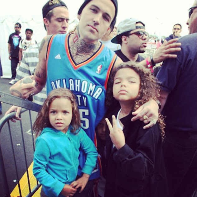 Yelawolf KidsYelawolf Kids Mother