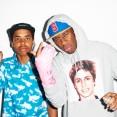Earl Sweatshirt & Tyler The Creator MaskedGorilla.com