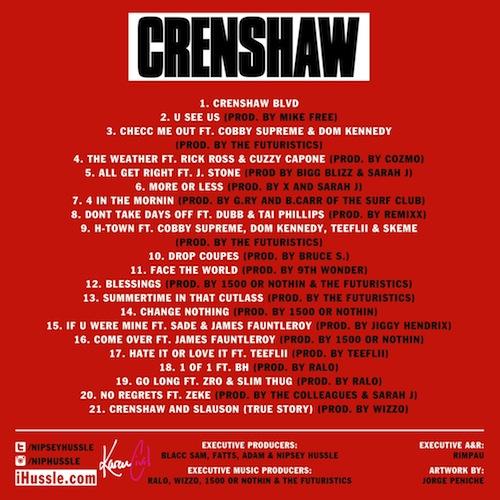 crenshaw_tracklist