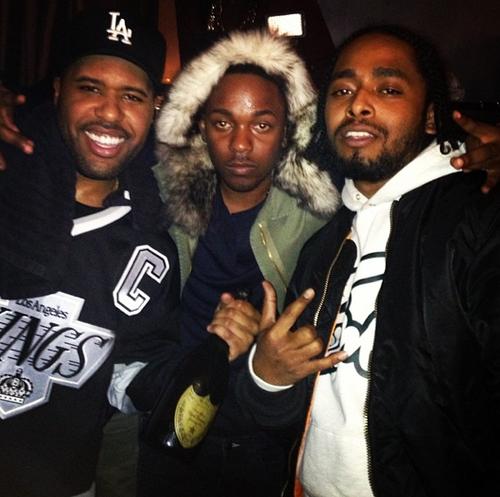 Kendrick Lamar & Dom Kennedy MaskedGorilla.com