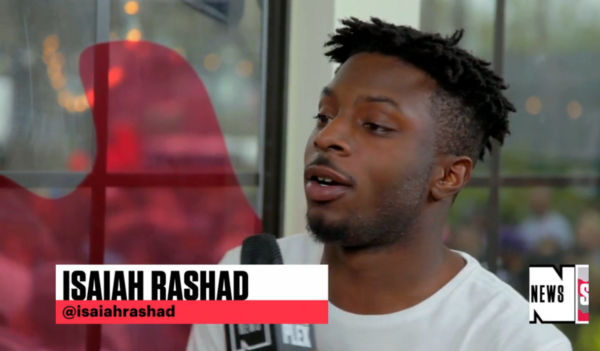Isaiah Rashad Discusses '