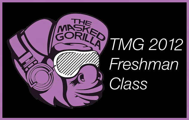 TMG 2012 Freshman Class