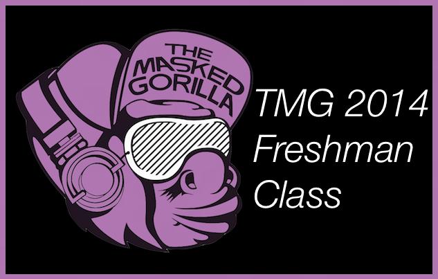 TMG 2014 Freshman Class