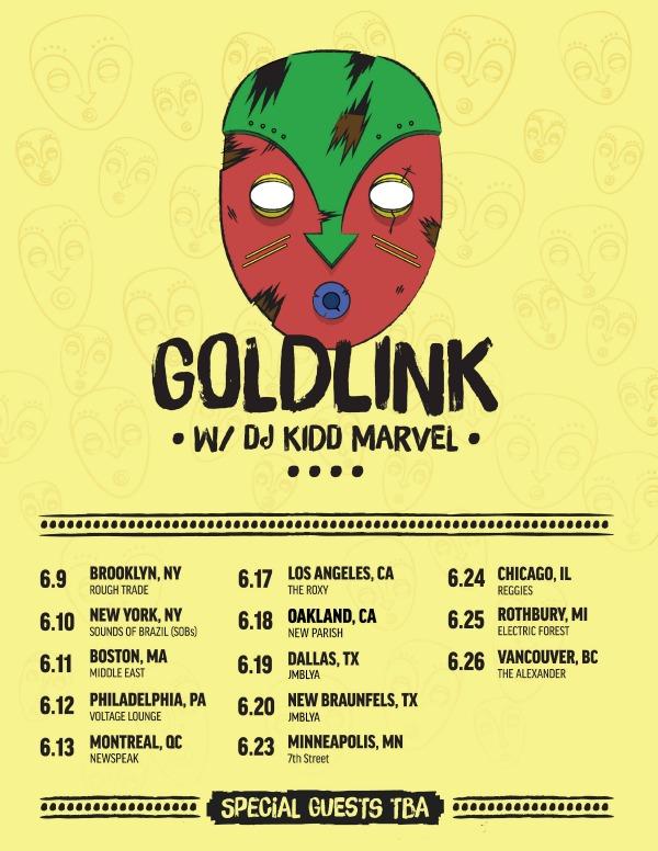 goldlinktour