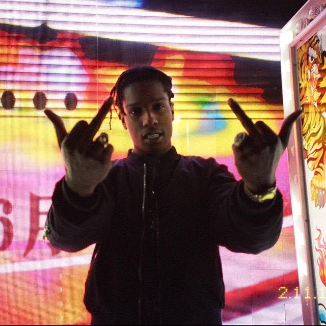 A$AP Rocky MaskedGorilla.com