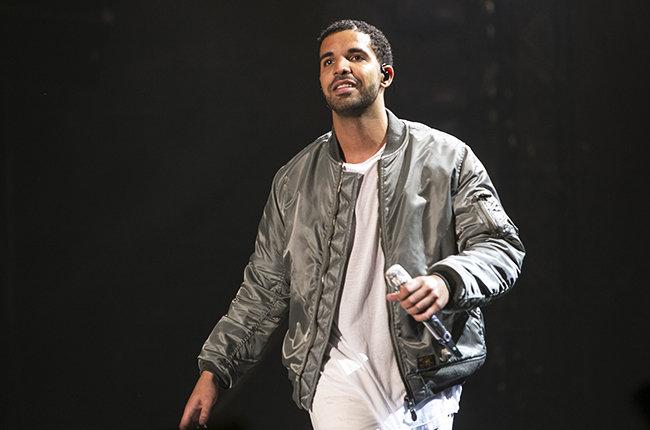 Drake Performs At Dubai International Cricket Ground