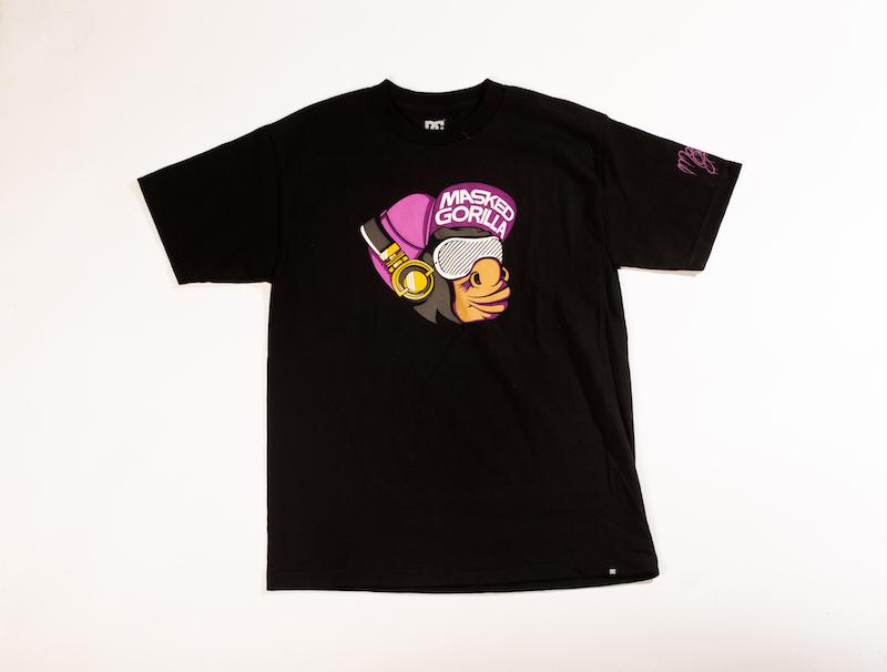 Masked Gorilla T shirt