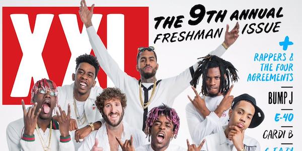 2016 XXL Freshman Screen