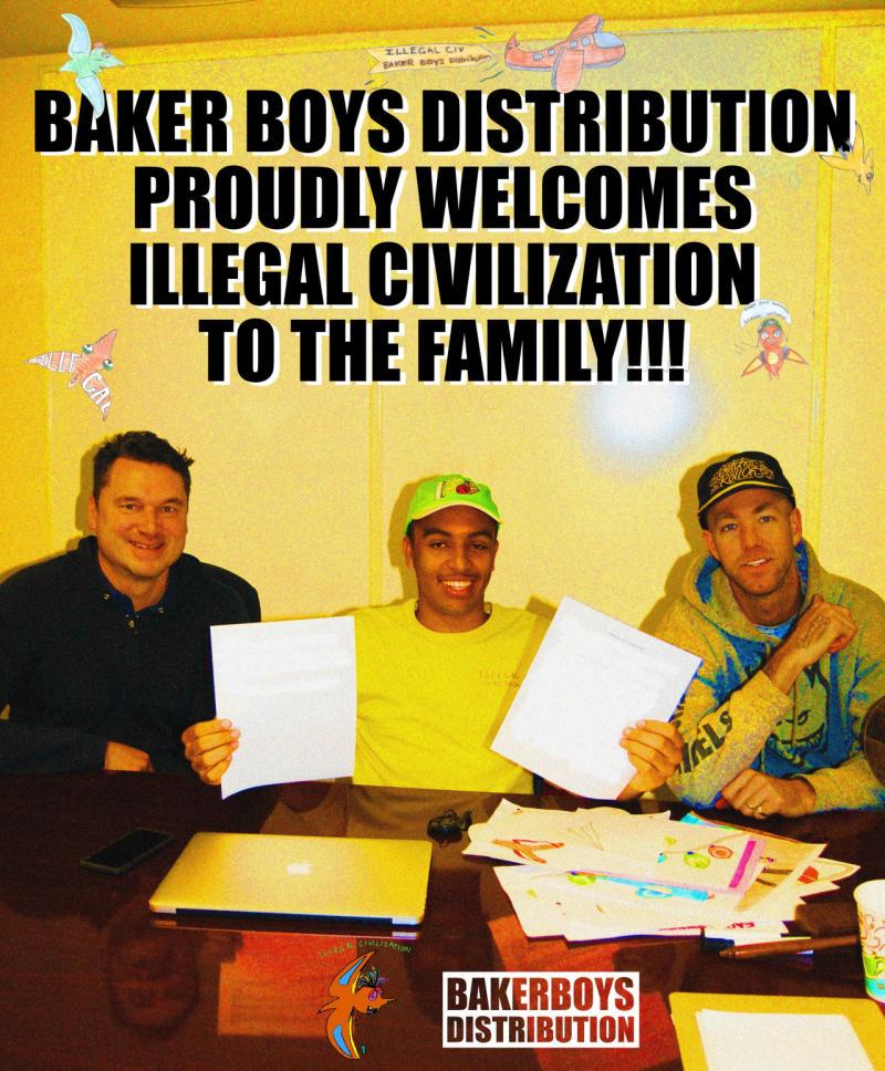 Illegal Civ Baker Boys