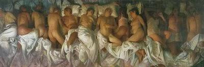 Vincent Desiderio - Sleep2