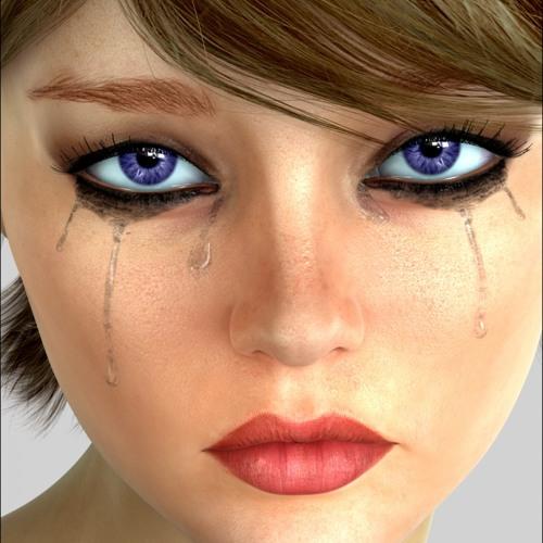 Lil Peep tears