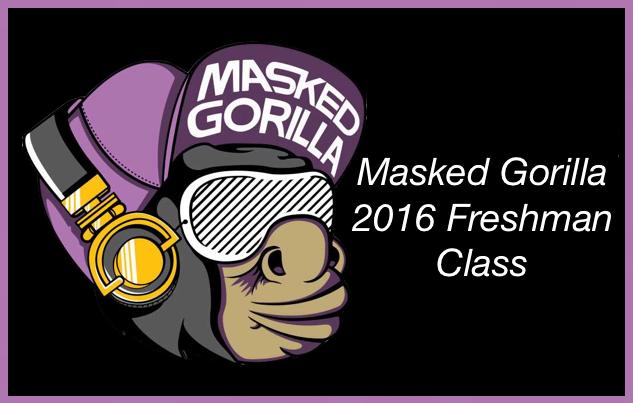 Masked-Gorilla-2016-Freshman-Class